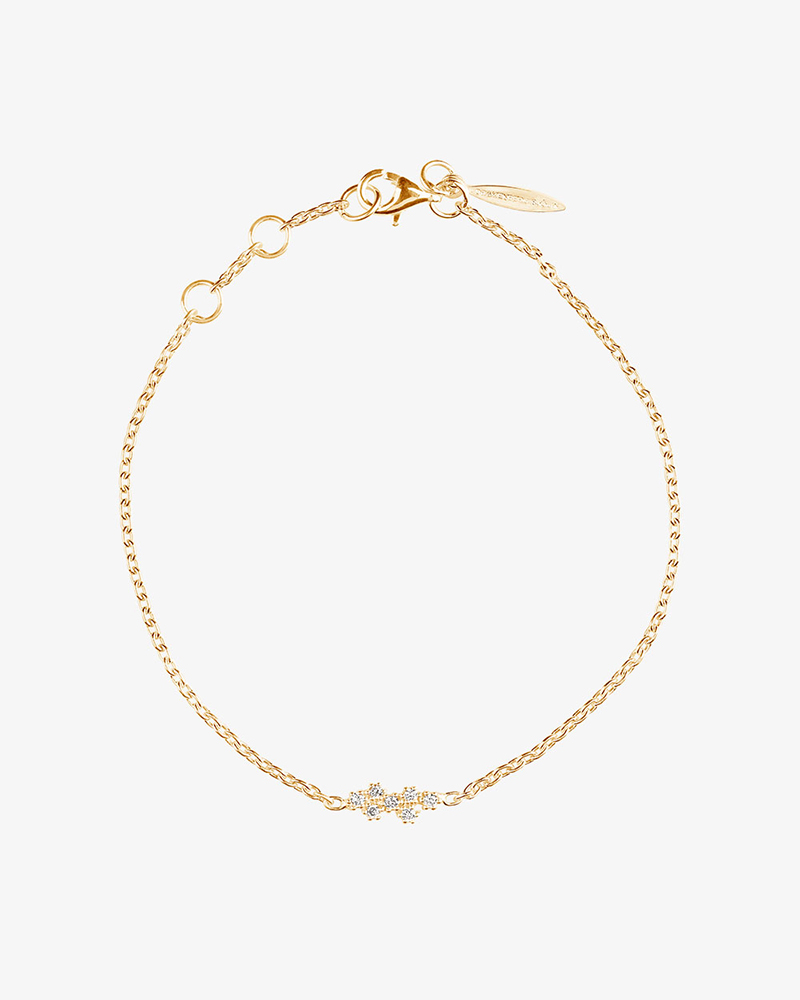 Milky-Way-drop-bracelet-gold
