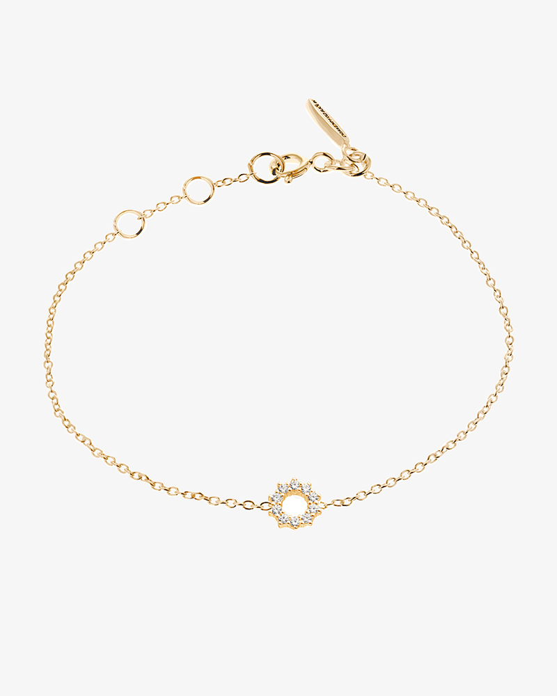 infinity-drop-bracelet-gold