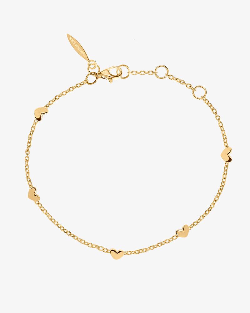 loving-heart-drop-full-bracelet-gold