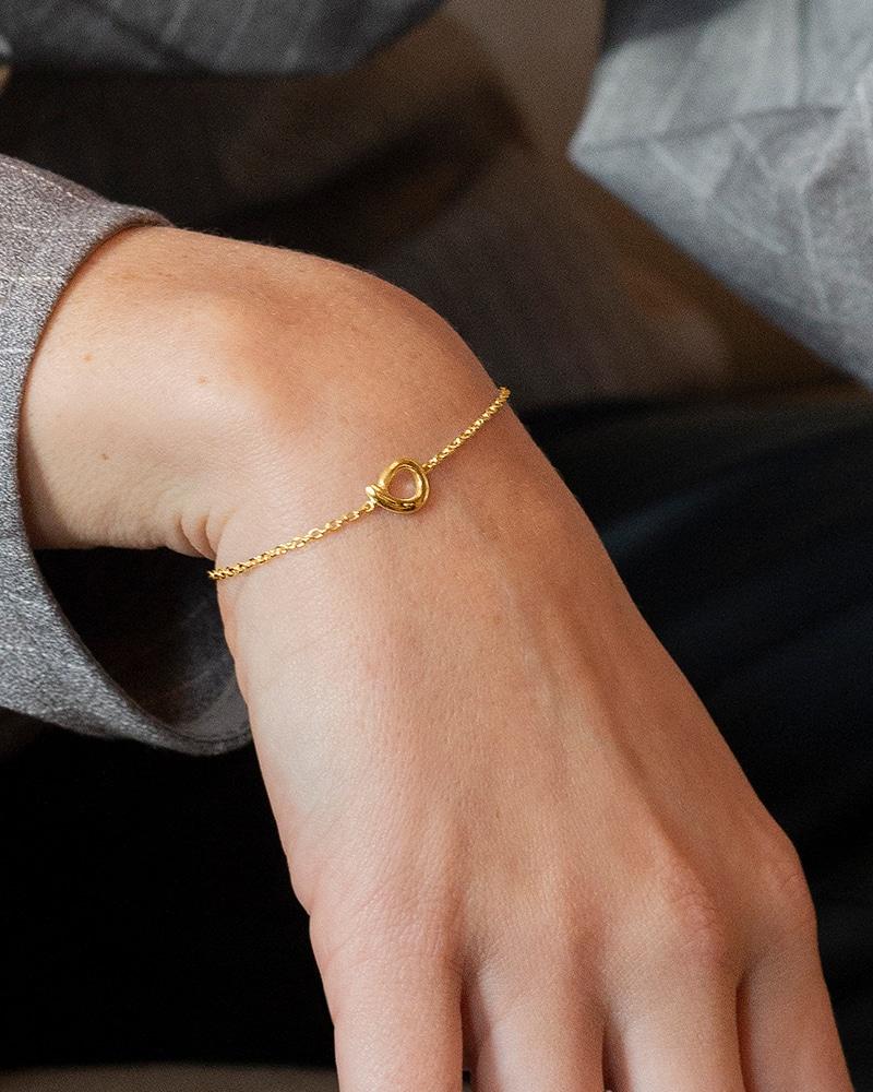 Ocean-drop-bracelet-gold-1